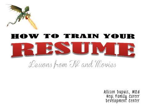 resume workshop flyer Flyer Design Pinterest