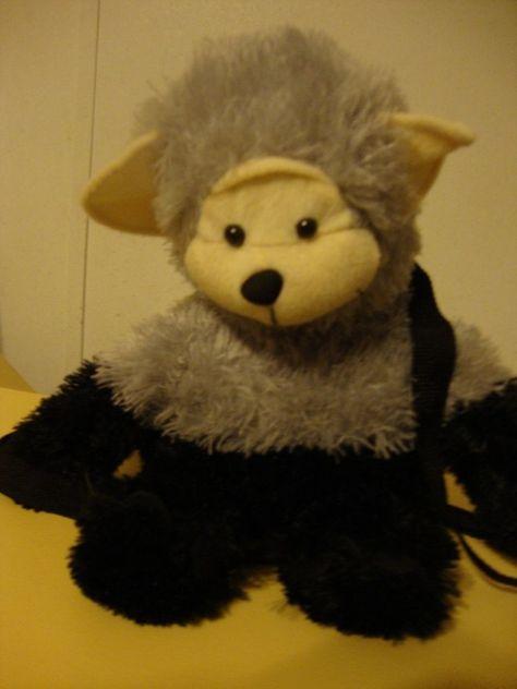Hot Topic Stuffed Bear Backpack #Backpack