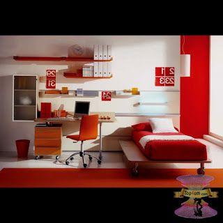 ارقى وأجمل الوان دهانات غرف نوم اطفال مودر ن 2021 Top4 In 2021 Home Decor Loft Bed Bed