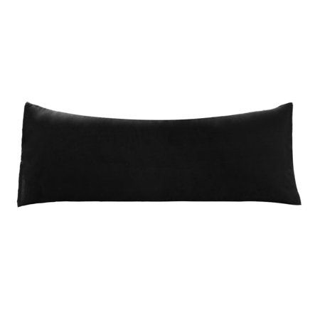 Microfiber Pillowcase Long Bolster Body