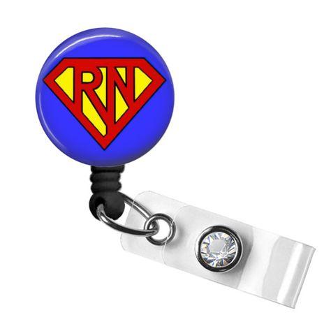 RN Badge Reels Retractable ID Badge Holder Nicu Because The Little Things Matter- Nurse Badge Holder Badge Clip Name Badge Holder Pediatric Nurse Badge