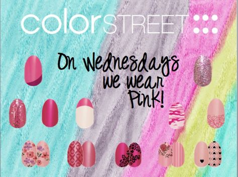 Color Street Nail Polish Strips:) No Stickers, No Heat, and No Tools needed.