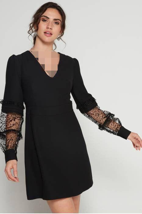برند لباس مجلسی ترک Ipekyol Dresses For Work Shoulder Dress Dresses