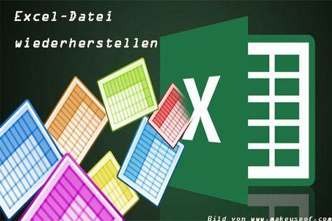 Gelost So Stellen Sie Nicht Gespeicherte Excel Datei Und Geloschte Excel Datei Wieder Her Computer And Technology Excel Spreadsheets Spreadsheet Template Onenote Template