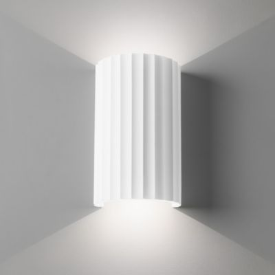 Constructed With Rust Resistant Aluminum The Kymi Wall Light By Astro Lighting Works As Well Aesthetically Plaster Wall Lights Ceramic Wall Lights Wall Lights