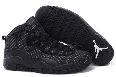 aliexpress where to buy pre order Jordan Retro 10 X Black White 310805-010 $78.00 www.niceshoesu.com ...