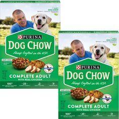 Purina Dog Chow Comp Dog Purina Dog Chow Dog Food Recipes