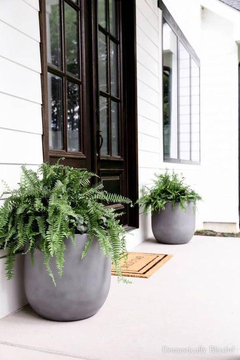 Diy Faux Concrete Pot Planters Diy Planters Outdoor Concrete Pots Concrete Planters
