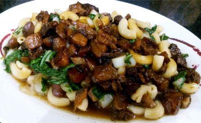 la cuisine tahitienne riz punu pua toro et mais | cuisinie