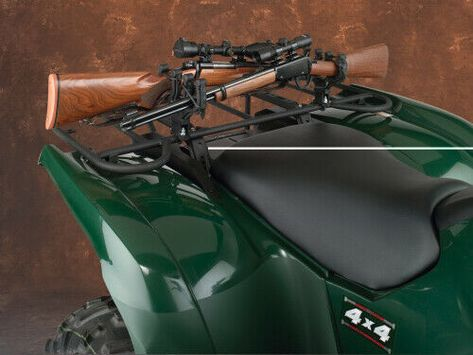 Moose Racing Axis Double Gun Rack 3518-0046