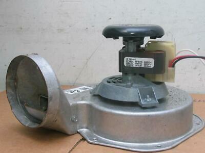 Fasco 7058 1005 Draft Inducer Blower Motor Assembly 115v D342078p02 70581005 Ventilation Fan Furnace Vent Exhaust Fan