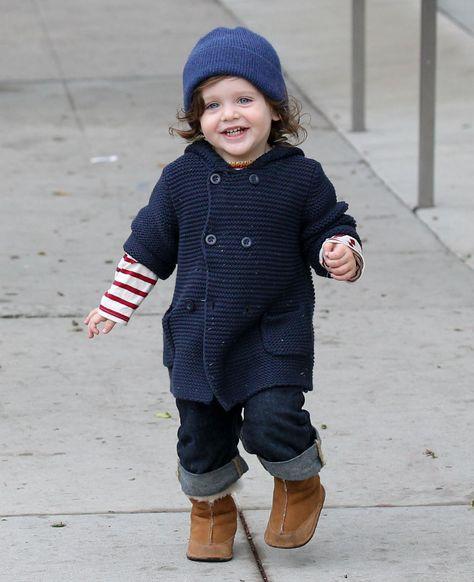 Rachel Zoe Shops With Son Skyler In Beverly Hills