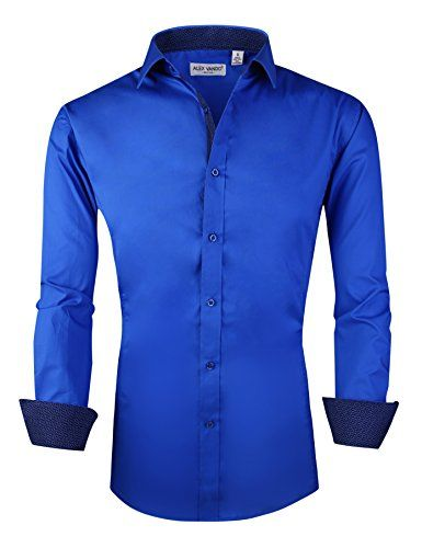 34+ Royal blue dress shirt info