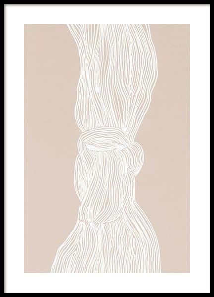 Illustrationer Og Handtegnede Plakater I 2020 Plakater Kunsttryk Abstrakt Kunst