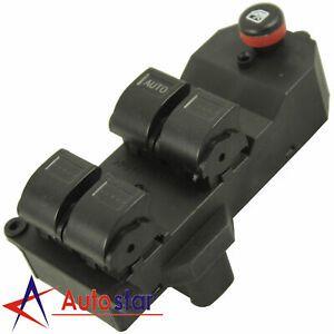 Electric Power Window Master Control Switch 35750SHJA25 For Honda Odyssey 05-10