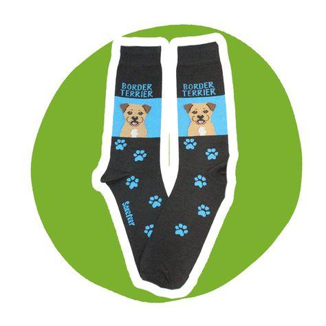 Paws With Attitude Pug Dog Print Full Length Leggings Brown