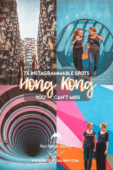 7 Instagrammable Spots You Can Absolutely Not Miss in Hong Kong
