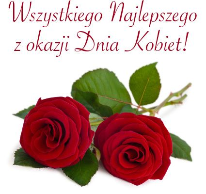Zyczenia Z Okazji Dnia Kobiet Ladies Day Card Sentiments International Women S Day
