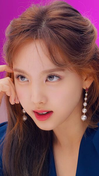 Nayeon Twice Fake And True 4k Hd Mobile Smartphone And Pc