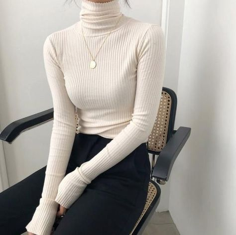Woman Knitwear and Sweaters how many sweaters should a woman own -  #woman #Woman #