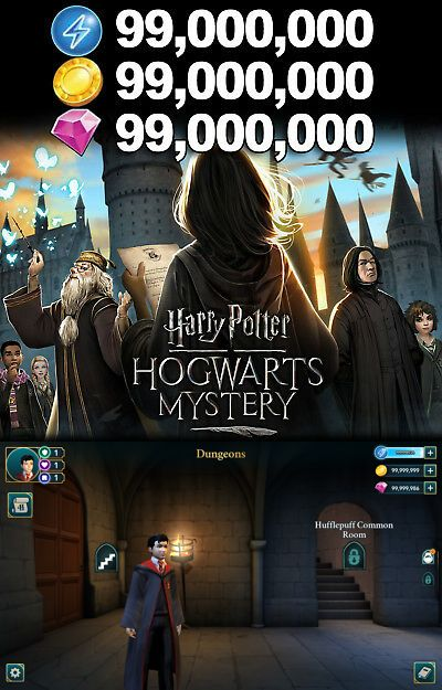 Harry Potter Hogwarts Mystery Ios Android Energy Coins Gems Game Hogwarts Mystery Hogwarts Harry Potter Hogwarts
