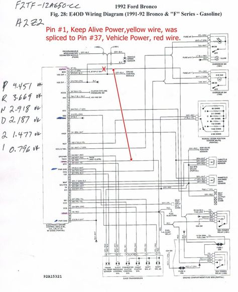 4l60e Transmission Wiring Diagram Unique 4l60e Transmission Fuse Location Wiring Diagram For 4l80e The With Of 4l60e Tran In 2020 With Images Dodge Ram Diagram 2004 Dodge Ram 1500