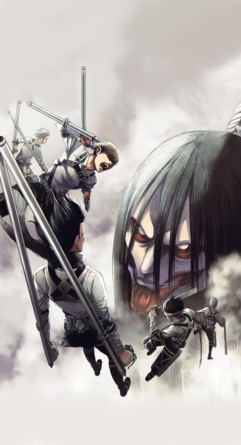 Attack On Titan Series, Attack On Titan Season, Attack On Titan Fanart, Attack On Titan Levi, Kurama Naruto, Sarada Uchiha, Anime Demon, Anime Manga, Anime Art