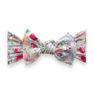 Printed Knot Meadow Limited Edition Baby Bling Bows Baby Bling Baby Bling Headband