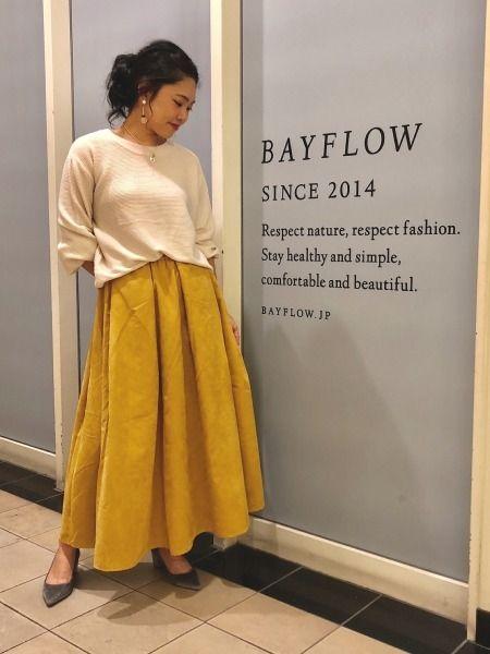 80e3652c33c スタイリング詳細 | [公式]ベイフロー(BAYFLOW)通販 | fashion | High ...