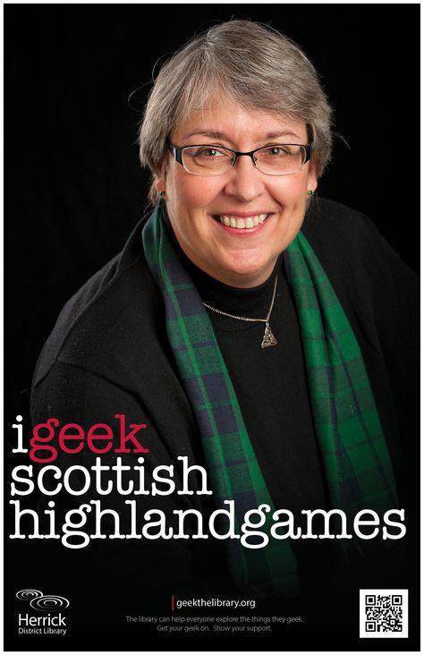 """i geek scottish highland games"""