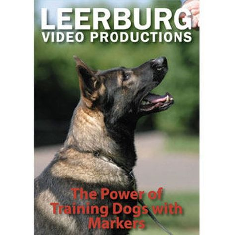 Leerburg S The Foundation Of Marker Training Dvd Set Dog