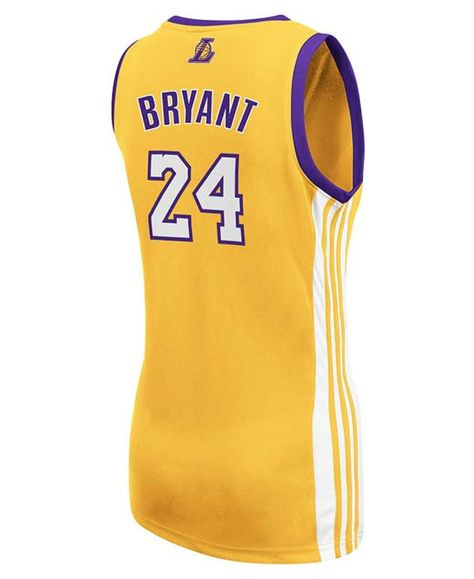 adidas Women s Los Angeles Lakers Kobe Bryant Jersey  a7f83d7b68