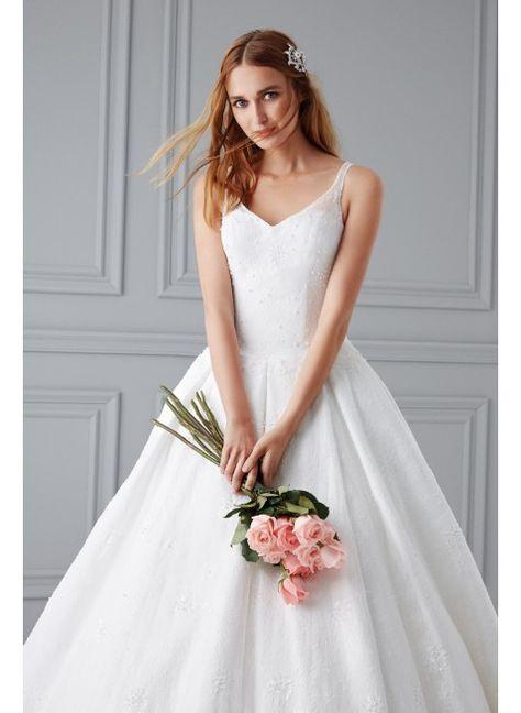 8a567636c521b En Yeni Olegcassini Gelinlik Modelleri-Straplez,Sırt  Dekolte,Prenses,Kabarık,Balık Etek Gelinlik Modelleri - Strapless Princess  Wedding Dresses (58)