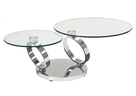 Rings Coffee Table Holly Cottage Contemporary Coffee