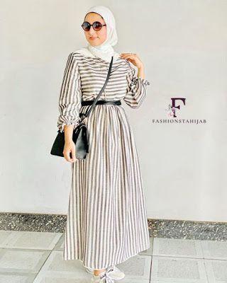 Hijab Fashion Outfits Muslimische Mode Hijab Stile Modestil