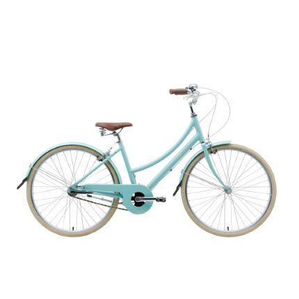 Bobbin Brownie 3 2017 Hybrid Bike Hybrid Bike Leisure Bike