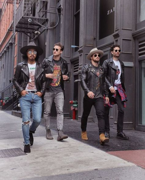 Best Rock concert outfits for men. Ever been to a rock concert?