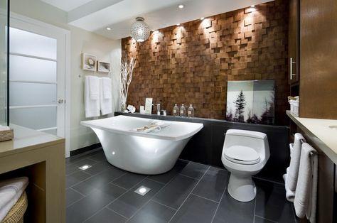 Lamparas de techo para cuartos de baño - 50 ideas ...