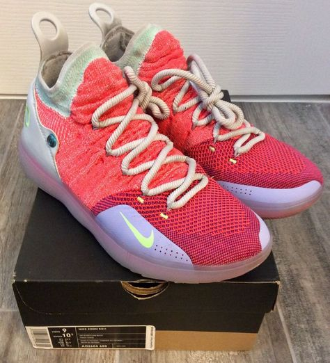 3088596d98c7 Nike Zoom KD 11 EYBL Peach Jam AO2604-600 Mens Basketball Shoes SZ 9   fashion  clothing  shoes  accessories  mensshoes  athleticshoes (ebay link)
