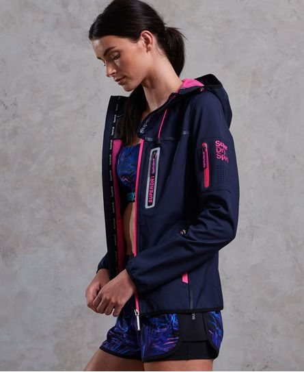 competitive price abe9e 39350 Superdry Sport Tracker Jacket | teen спорт | Outerwear women ...