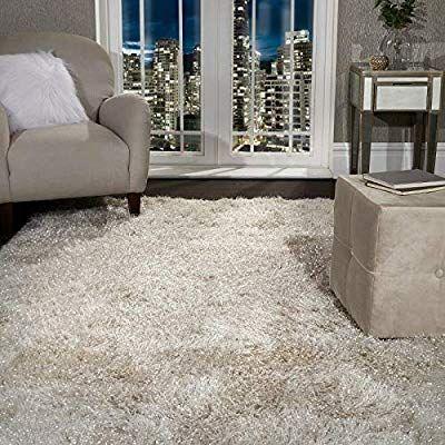 Rugs Large Shaggy Floor Rug Plain Soft