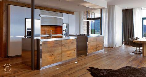 Baufritz Küche | Holzhaus Küche | Pinterest | Kitchen Dining And Kitchens
