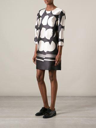 214f4956e Stella McCartney spotted shift dress