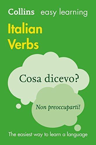 Collins Easy Learning Italian – Easy Learning Italian Verbs - Default