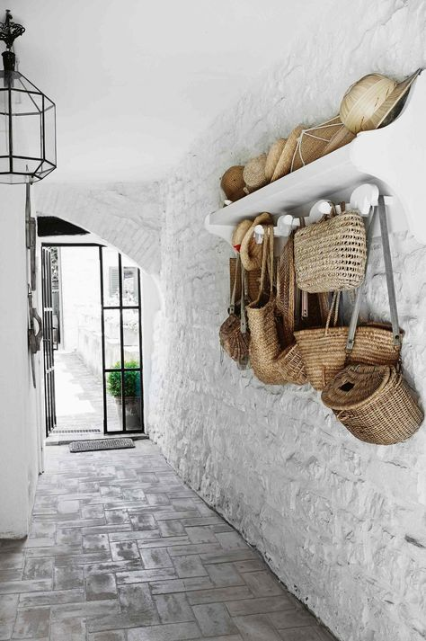 A rustic Italian cottage from insideout.com.au. Photography by Kristian Septimius/House of Pictures.