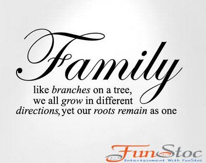 Inspirational Quotes About Family Strength. QuotesGram by ...