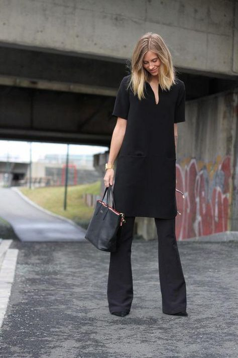 6 Unboring Ways to Wear Black During the Summer