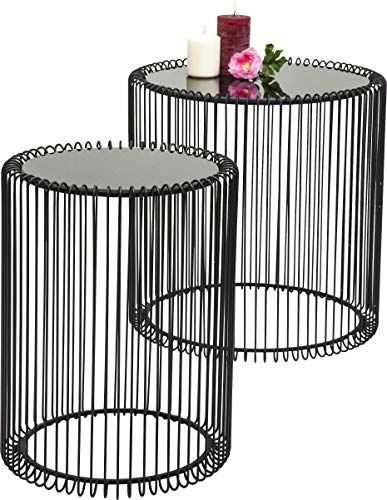 Kare Design Wire Side Table Metal Black Make Sure This Fits By