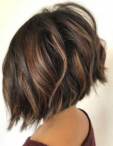 Medium Bob Hairstyles 2019 Hairstyles For Women Over 40 20