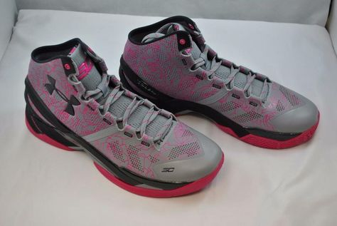 f3eaf609640a NEW UA Men s Under Armour Stephen Curry 2 1259007-037 Mother s Day Shoes  Size 12  UnderArmour  AthleticSneakers